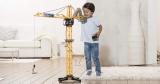 Dickie Toys Spielzeug Kran (100 cm hoch) für 9,99€ – elektrisch mit Fernsteuerung