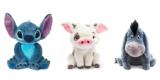 Disney Stofftiere (z.B. Minni Mouse, das Rentier Sven, Stitch oder Dumbo) für 33,90€
