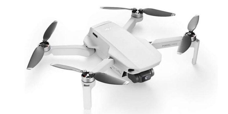 DJI Mavic Mini Drohne mit otelo Allnet-Flat Classic Tarif (10 GB LTE & Allnet-Flat) für 19,99€/Monat und 99,95€ Zuzahlung
