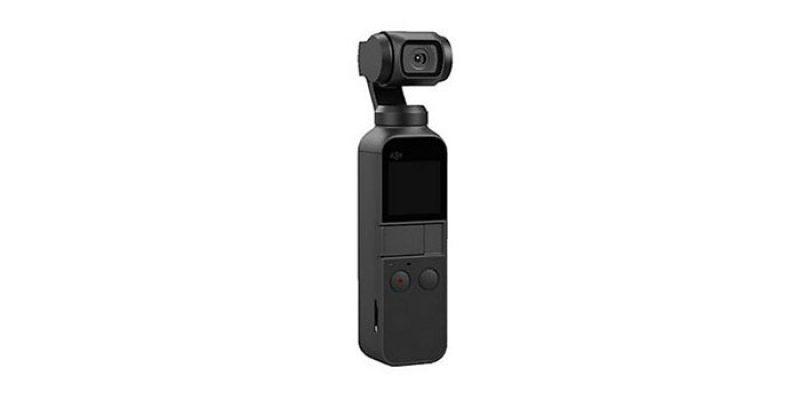 DJI Osmo Pocket Gimbal Kamera für 288,27€