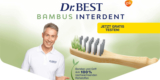 Kostenlos: Dr. Best Bambus Zahnbürste gratis testen mit Cashback Aktion