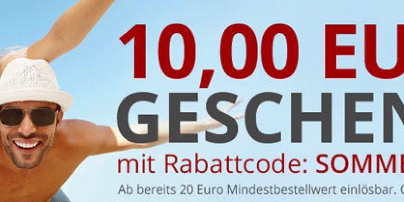 10€ Druckerzubehör Gutschein auf alles (ab 19,99€ Bestellwert)
