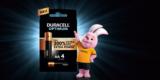 4er Packung Duracell Optimum AA Batterien gratis testen mit der Duracell Cashback Aktion