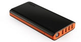 EasyAcc Powerbank 20.000 mAh mit 4 USB Ausgängen für 24,99€