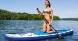 EASYmaxx Stand-Up-Paddle-Board für 222€ inkl. Versand