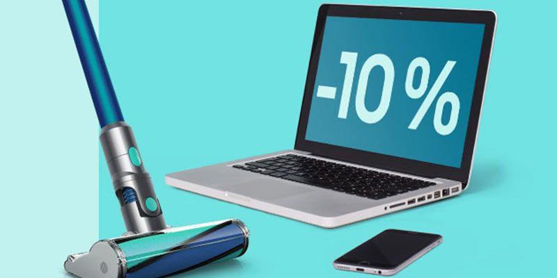 10% eBay Elektronik Gutschein – z.B. Nintendo Switch Konsole V2 für 279,90€