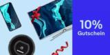 """10% eBay Gutschein auf ausgewählte """"Supertechnik"""" – z.B. PlayStation 5 DualSense Controller für 61,10€"""