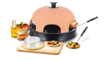 Emerio Pizza Ofen für selbstgemachte Mini-Pizzen für 53,32€
