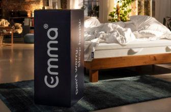 Emma One Matratze (90 x 200 cm) für 159,20€ – Stiftung Warentest Testsieger