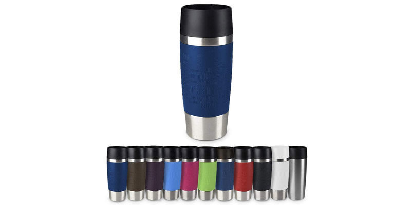 Emsa Travel Mug Isolierbecher 360 ml für 13,99€ (diverse Farben)