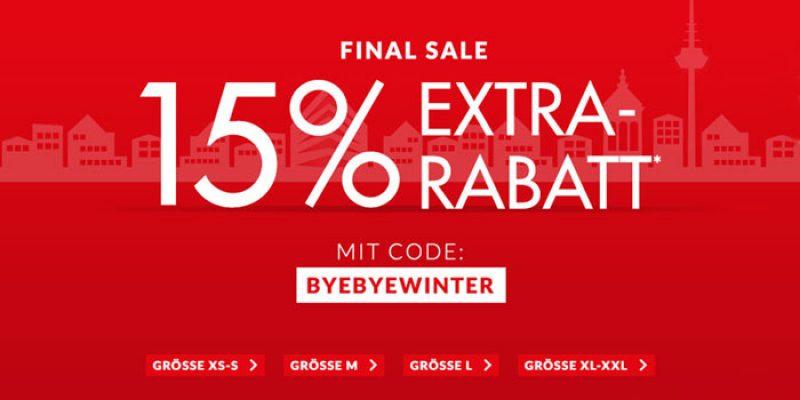Engelhorn Sale mit bis zu 50% Rabatt + 15% Gutschein