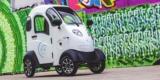 Enuu Kabinenroller: Elektrofahrzeug 1 Stunde pro Tag gratis nutzen [Berlin]