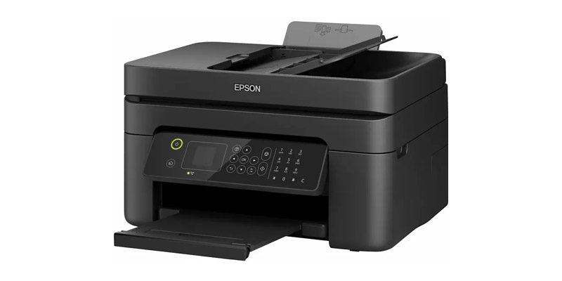 Epson WorkForce Multifunktionsdrucker WF-2835DWF (W-Lan, Tintenstrahl) für 99,99€