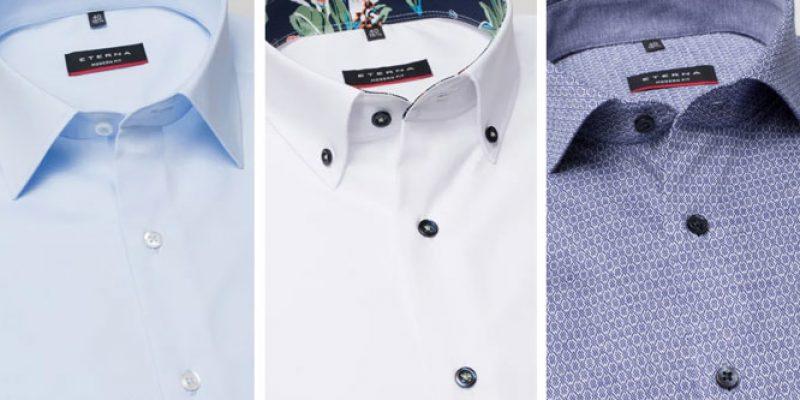 Eterna Hemden Bundle: 2 Hemden für 50€