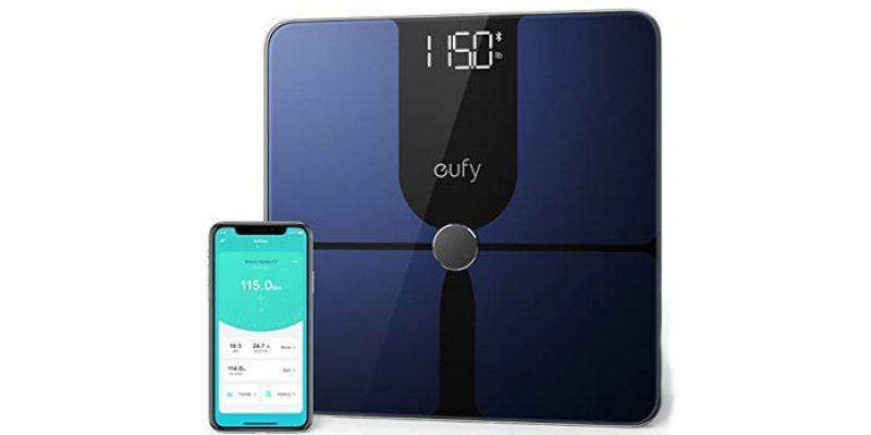 eufy Smart Scale P1 Bluetooth Personenwaage (Gewicht, BMI, Körperfett, etc.) für 31,99€