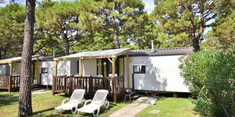 7 Nächte im Eurocamp Mobilheim in Italien, Spanien, Kroatien & Frankreich für 119€
