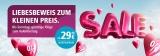Eurowings Aktion zum Valentinstag: Tickets ab 16,99€