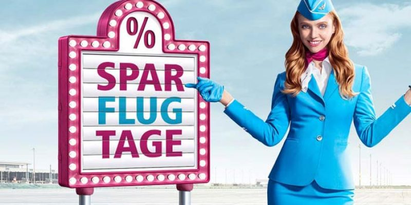 Eurowings Sparflugtage: Diverse Tickets nach Europa ab 24,99€