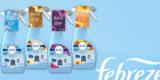 Febreze Geld Zurück Aktion: 1x Febreze Textil Erfrischer eurer Wahl gratis testen