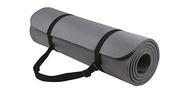 FiduSport Yogamatte / Gymnastikmatte für 11,99€ (183×61 cm)