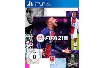 FIFA 21 für die PS4 für 27,99€ inkl. Versand