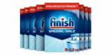 8x 1,2kg Finish Spezial-Salz für die Spülmaschine für 5,44€