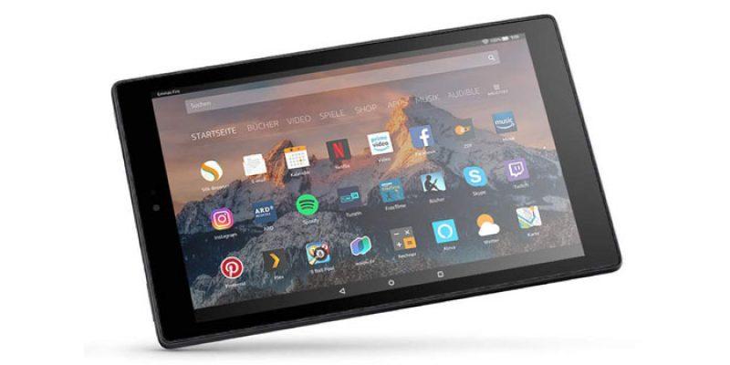 Amazon Fire HD 10 Tablet (32 GB, Full HD, 10.1 Zoll) für 87,98€
