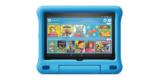 Fire HD Kids Tablet 8 mit Hülle & Kindersicherung für 69,99€