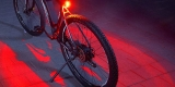 Fischer Twin Fahrrad-Rücklicht mit 360° Bodenleuchte (aufladbar) für 7,99€
