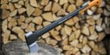 Fiskars Spaltaxt X21-L 71 cm (Axt für mittelgroße Stammstücke < 20 - 30 cm) für 40,77€