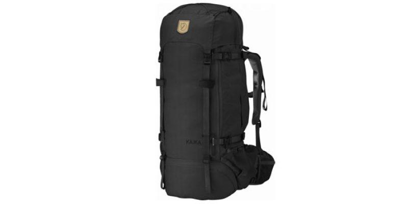 Fjällräven Kajka 75 Backpacker Rucksack (schwarz oder hellblau) für 196,33€
