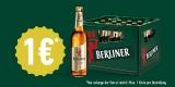 Flaschenpost Aktion: 20x 0,5l Berliner Pilsner für 1€, 20x 0,5l Sternburg Pilsener für 1€ & 20x 0,5l Paulaner Spezi für 5€ [Berlin]
