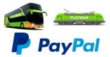 Flixbus PayPal Aktion: 10€ Flixbus/Flixtrain Gutschein bei Zahlung mit PayPal [Freifahrten möglich]