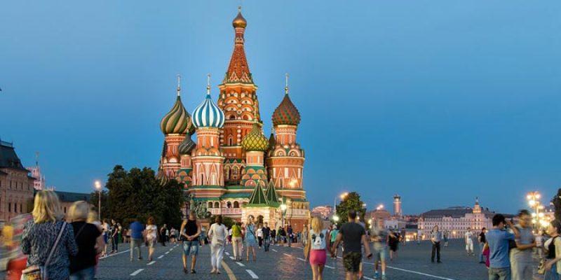Günstige Flüge nach Moskau ab Berlin, Köln oder Leipzig ab 68€