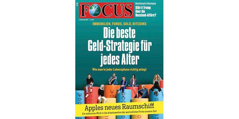 Focus Jahresabo für 29,90€ dank 87% Rabatt