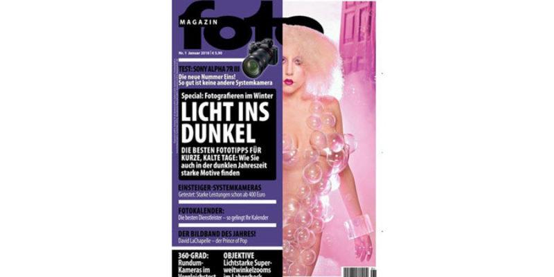 Jahresabo foto Magazin für 92,40€ + 80€ Amazon Gutschein