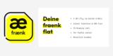 fraenk Handytarif: 4 GB LTE im Telekom Netz & Allnet-Flat für 10€/Monat [monatlich kündbar]