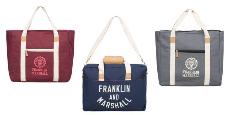Franklin & Marshall Messenger Bag oder Shopper Tasche für 14,99€