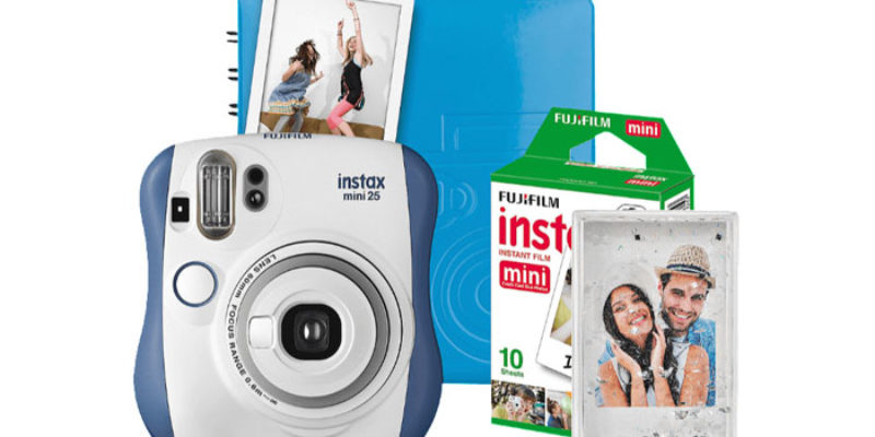 Fujifilm Instax Mini 25 Magic Set Sofortbildkamera für 85,99€
