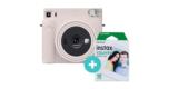 Fujifilm Instax Square Sofortbildkamera SQ1 (versch. Farben) + 10x Polaroids für 101€