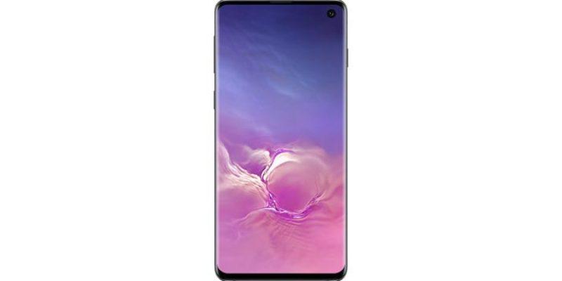 Samsung Galaxy S10 ohne Vertrag (Prism Black) für 399,60€
