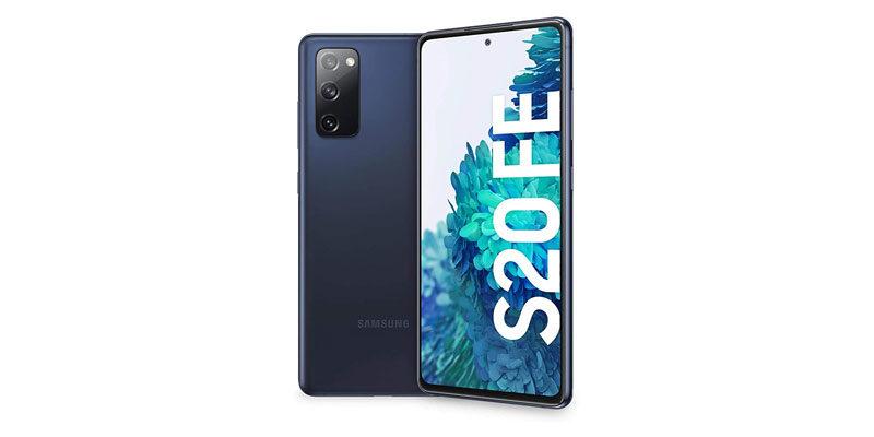 Congstar Allnet Flat M & Samsung Galaxy S20 FE für 20€ pro Monat und einmalig 125€