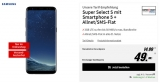 Media Markt Super Select S Tarif (3 GB LTE) mit Samsung Galaxy S8 für 14,99€/Monat