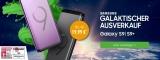 Samsung Galaxy S9 mit 120€ adidas Gutschein & LED View Cover + Blau Allnet XL Tarif für 19,99€/Monat und einmalig 59€