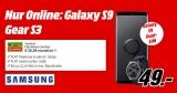 Media Markt Tarife für das Samsung Galaxy S9 – z.B. Telekom Allnet Comfort & Gear S3 Classic für 26,99€/Monat