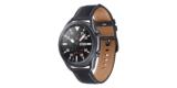 Samsung Galaxy Watch 3 (45 mm) mit Echtleder Armband für 243,79€