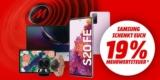 Media Markt Samsung Aktion: 19% Mehrwertsteuer geschenkt [Galaxy Week]