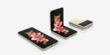 Samsung Galaxy Z Flip3 + green LTE 10GB Tarif (10 GB LTE & Allnet Flat) für 19,99€/Monat + 299€ Zuzahlung