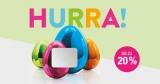 Galeria Kaufhof Oster-Rubbel-Aktion: bis zu 20% Rabatt als Gutschein