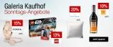 Galeria Kaufhof Sonntagsangebote: z.B. 15% auf Lego Duplo